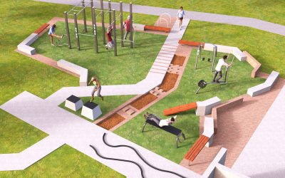 Accessible Fitness Parks 101: Outdoor fitness for councils
